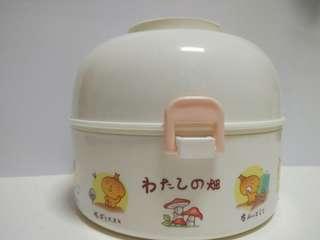 🚚 烤焦麵包餐盒