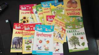 Kids books for cut and paste