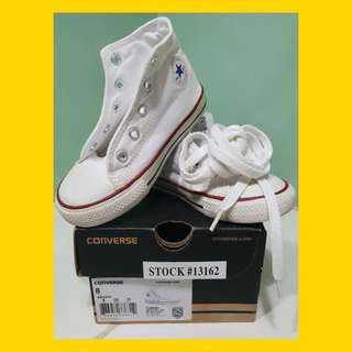 Original White Converse (for kids)