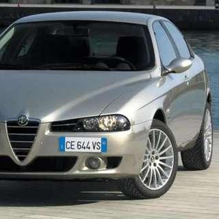 Alfa Romeo GT 156 147 Rim