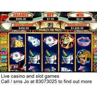 🚚 Casino & slot games