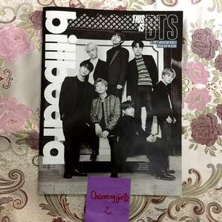 BTS Billboard Magazine (group cover)