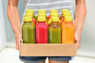 1. Juice Stall Preparation Helper 2. eScooter Food Delivery