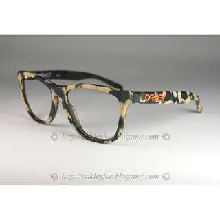 0a6c776adcd8f BNIB Oakley Frogskins LX Eric Koston matte camo frame only