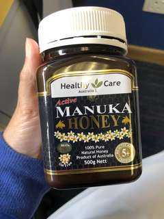 Healthy Care Manuka Honey MGO 20+ 麥蘆卡蜜糖 蜂蜜