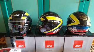 Givi Yuzy Helmet Limited Edition
