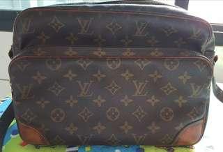 LV 航空包 子母包  斜背包