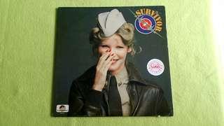 Pding SURVIVOR . Vinyl record