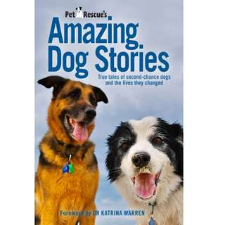 Amazing Dog Stories Dr Katrina Warren Book