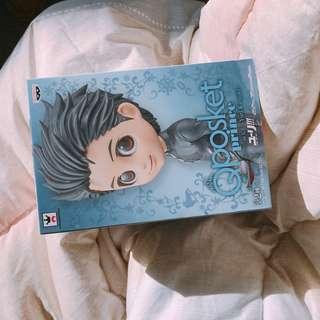 QPosket Prince YURI ON ICE 'Yuri' Figurine