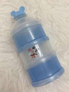 Mickey milk dispenser
