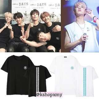 DAY6 ' Every Day6 in July ' Concert Duplicate Tee