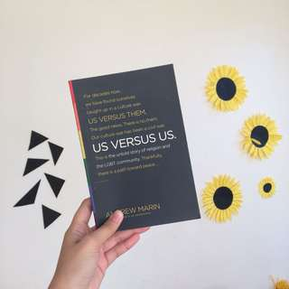 Us Versus Us LGBT BOOK