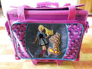 Barbie Trolly Bag 💖