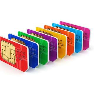 🚚 Malaysia,Singapore Registered Sim Card Get Your Now
