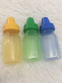 Evenflo plastic bottles