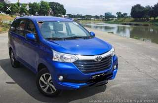 toyota avanza for sale 200k