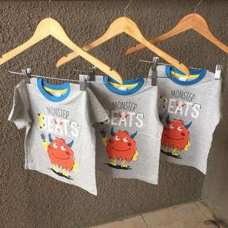 Branded T-shirt 2-3yrs old