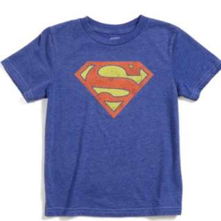 Superman Graphic T-Shirt