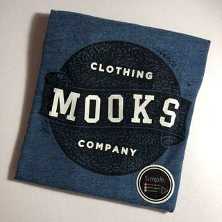 Mooks . Shirt [ 9-10yr ] - Authentic