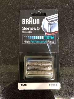 Braun Series5 cassette