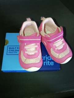 Stride Rite Pink Baby Shoes