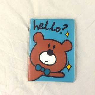 🚚 Card holder (up to 20 cards)