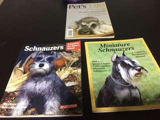 Schnauzer dog manual