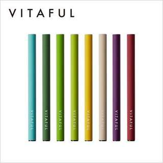 日本代購電子煙 vitaful 美容煙