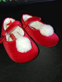 Zara Kids Xmas Shoes