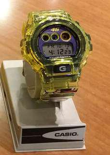 Original G-Shock DW Custom VR46