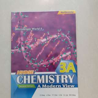 HKDSE Chemisry A Modern View (2nd Edition) Book 2