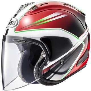 ARAI VZ-Ram WEDGE Helmet