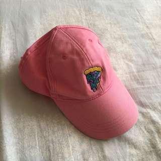 🚚 粉色Pizza帽