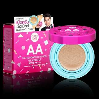 Cathydoll AA cream and AA cushion