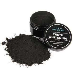 Activates Bamboo Charcoal Whitening teeth
