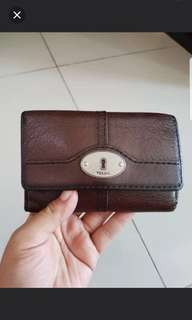 Fossil Purse - Authentic