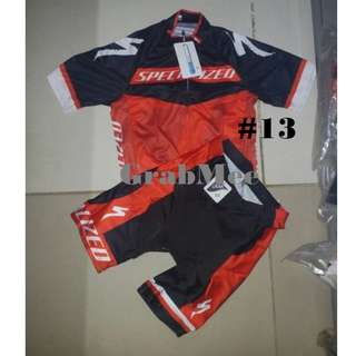 GrabMee Mtb Road Bike Cycling Jersey Set