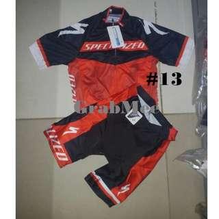 GrabMee Mtb Road Bike Cycling Jersey Set