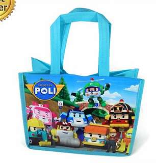 1for$1.20 12for$14 Robocar Poli Party Bag / Goodie Bag for Birthday celebration