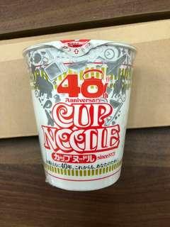 合味道杯麵40周年紀念版
