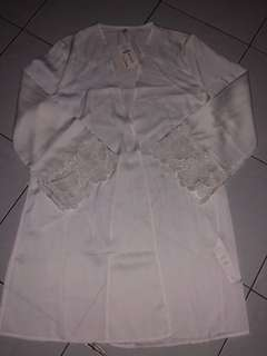 ( Price Reduced ) Cotton On BODY ( Bridal Range ) Kimono Gown