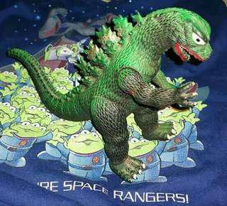 Godzilla vintage ©️1985