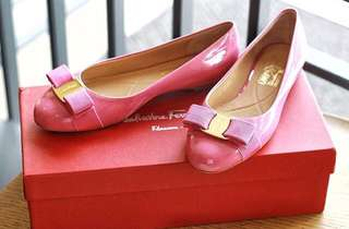 Salvatore Ferragamo Varina Flat Shoes