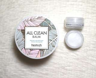 Heimish All Clean Balm 10g