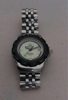Tag heuer formula 1 classic ladies watch
