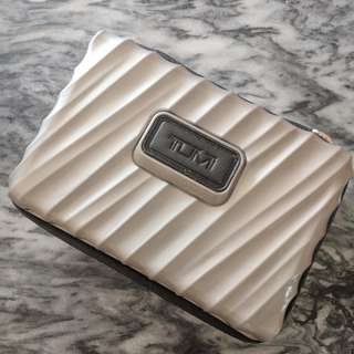 TUMI Hard Shell Travel Case