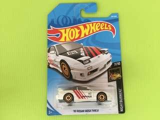 Hot Wheels 96 Nissan 180X Type X
