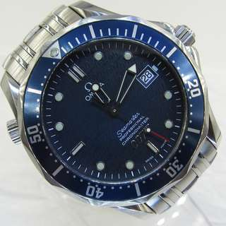 Pre Owned Omega Seamaster 300m 2537.80.00  (Limited edition of 10007 pieces )