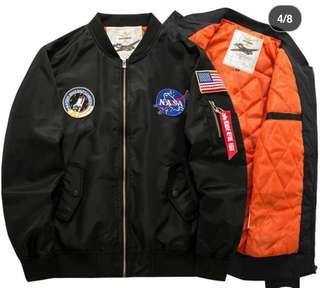 MA-1 NASA bomber jacket
